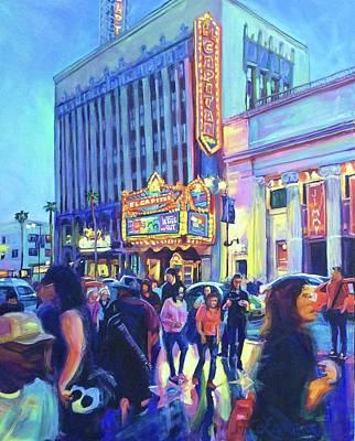 Painting - El Capitan by Bonnie Lambert