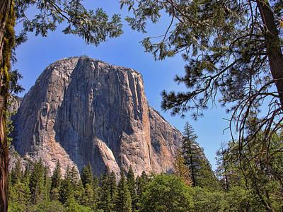 Photograph - El Capitan by Grace Dillon
