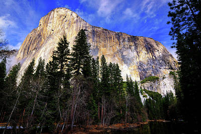 Photograph - El Capitan by Greg Norrell
