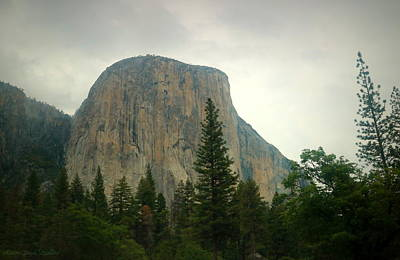 Photograph - El Capitan by Joyce Dickens