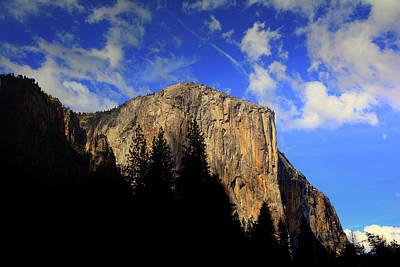 Photograph - El Capitan by Raymond Salani III