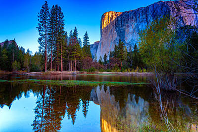 Photograph - El Capitan by Rick Berk