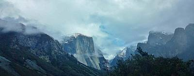Photograph - El Capitan Samsung A by Phyllis Spoor