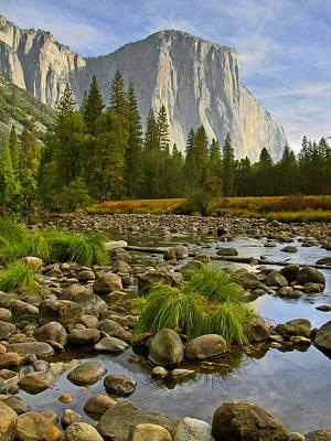 Photograph - El Capitan by Tom Kidd