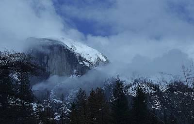 Photograph - El Capitan Yosemite A by Phyllis Spoor