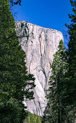 Photograph - El Capitan Yosemite by Adam Rainoff