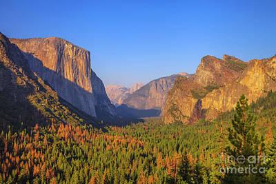 Photograph - El Capitan Yosemite by Benny Marty