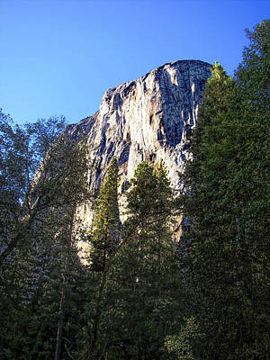 Photograph - El Capitan - Yosemite by Glenn McCarthy Art and Photography