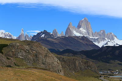 Photograph - El Chalten by Andrei Fried