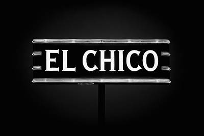Photograph - El Chico B W 053018 by Rospotte Photography