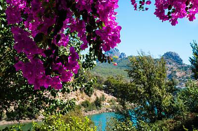 Photograph - El Chorro. Spain by Jenny Rainbow