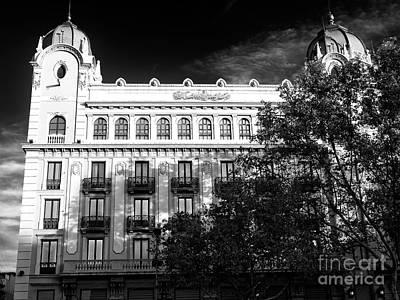 Photograph - El Corte Ingles by John Rizzuto
