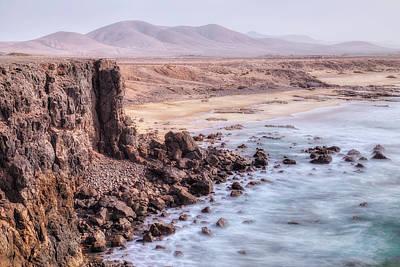 Canary Photograph - El Cotillo - Fuerteventura by Joana Kruse