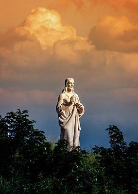 Photograph - El Cristo De La Habana by Levin Rodriguez