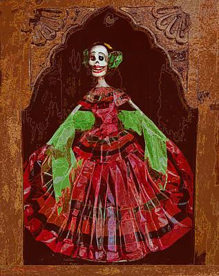 Photograph - El Dia De Los Muertos by Susan Vineyard