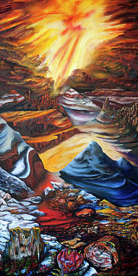 Painting - El Dorado by Terry R MacDonald