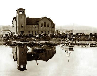 Photograph - El Estero Presbyterian Church  490 Camino El Estero, Monterey Ci by California Views Mr Pat Hathaway Archives