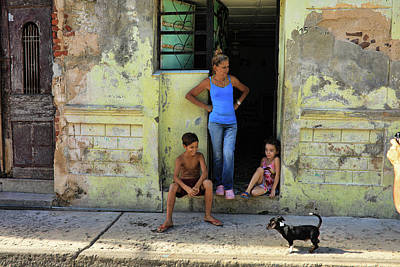 Photograph - El Familia by Mary Buck