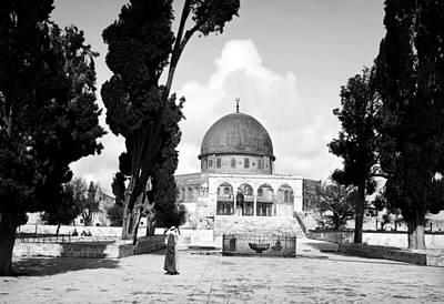 Photograph - El Kouds by Munir Alawi