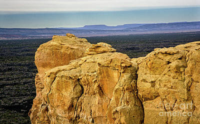 Photograph - El Malpais National Monument by Susan Warren