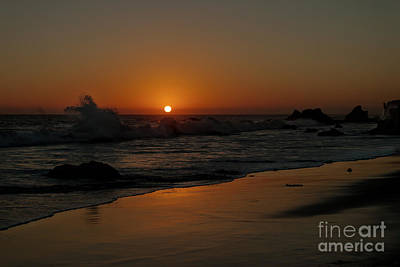 Photograph - El Matador Sunset by Ivete Basso Photography