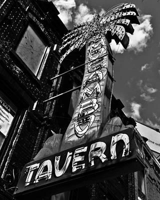 Photograph - El Mocambo Tavern Toronto Ontario by Brian Carson