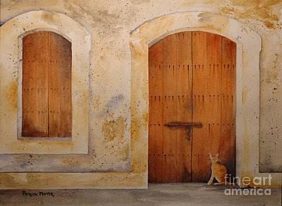 El Morro Felino Original by Patrick Moyer