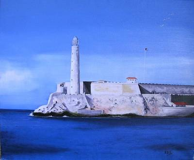 El Morro Havana Cuba Art Print