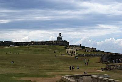 Photograph - El Morro by Lois Lepisto