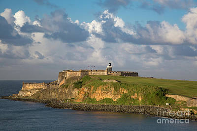 Photograph - El Morro - San Juan II by Brian Jannsen