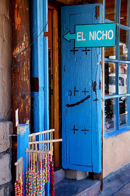 Art Print featuring the photograph El Nicho by Kathleen Stephens