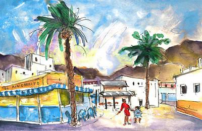 Painting - El Rinconcito De Nijar by Miki De Goodaboom