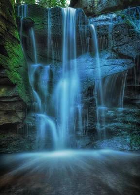 Wall Art - Photograph - Elakala Falls by Martin Belan