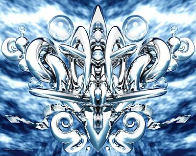 Elation Art Print by Dreamlight  Creations