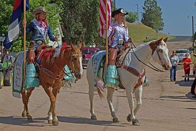 Photograph - Elbert County Royalty by Alana Thrower