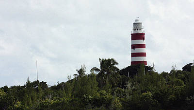 Photograph - Elbow Cay Lighthouse by Mary Haber
