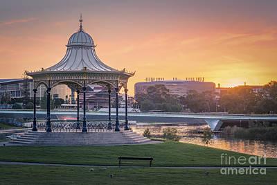 Photograph - Elder Sunset by Ray Warren