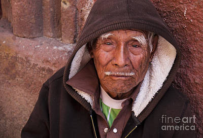 Photograph - Man - San Miguel De Allende by Amy Fearn