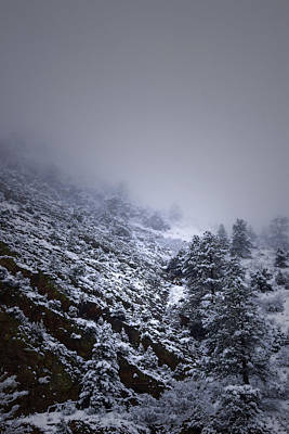 Dave Taylor Photograph - Eldorado Elevation by Dave Taylor