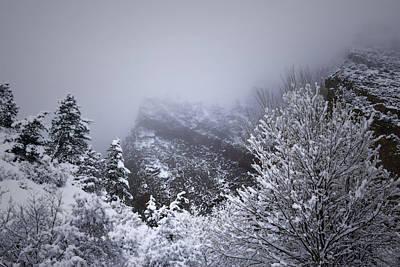 Dave Taylor Photograph - Eldorado Winter by Dave Taylor