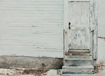 Painting - Eldress Way by Monte Toon