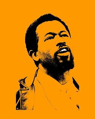 Black Panther Party Mixed Media - Eldridge Cleaver by Otis Porritt