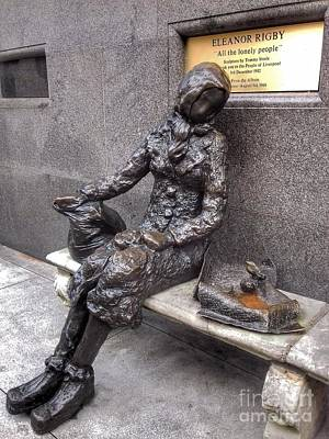 Photograph - Eleanor Rigby by Joan-Violet Stretch