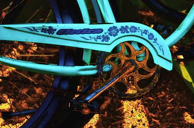 Electra Bicycle Art Print by Lyle  Huisken