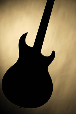 Photograph - Electric Guitar Fine Art Photograph Art Print Or Picture  4151.0 by M K  Miller