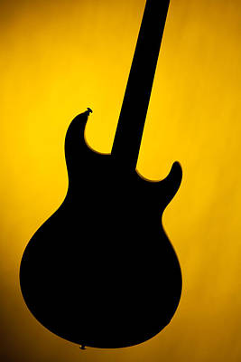 Photograph - Electric Guitar Fine Art Photograph Art Print Or Picture  4152.0 by M K  Miller