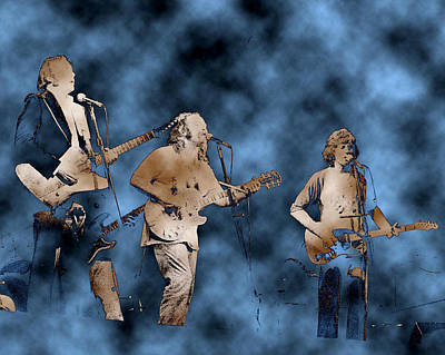 Neil Young Wall Art - Photograph - Electric Harmonies by Dennis Jones
