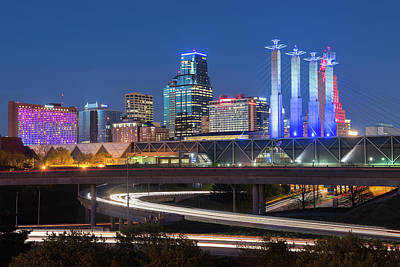 Photograph - Electric Kc by Ryan Heffron