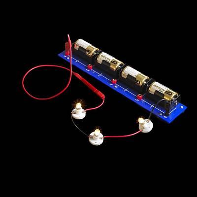 Electrical Circuit Art Print