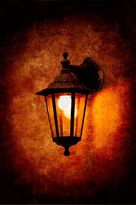 Photograph - Electrical Light by Alexander Senin